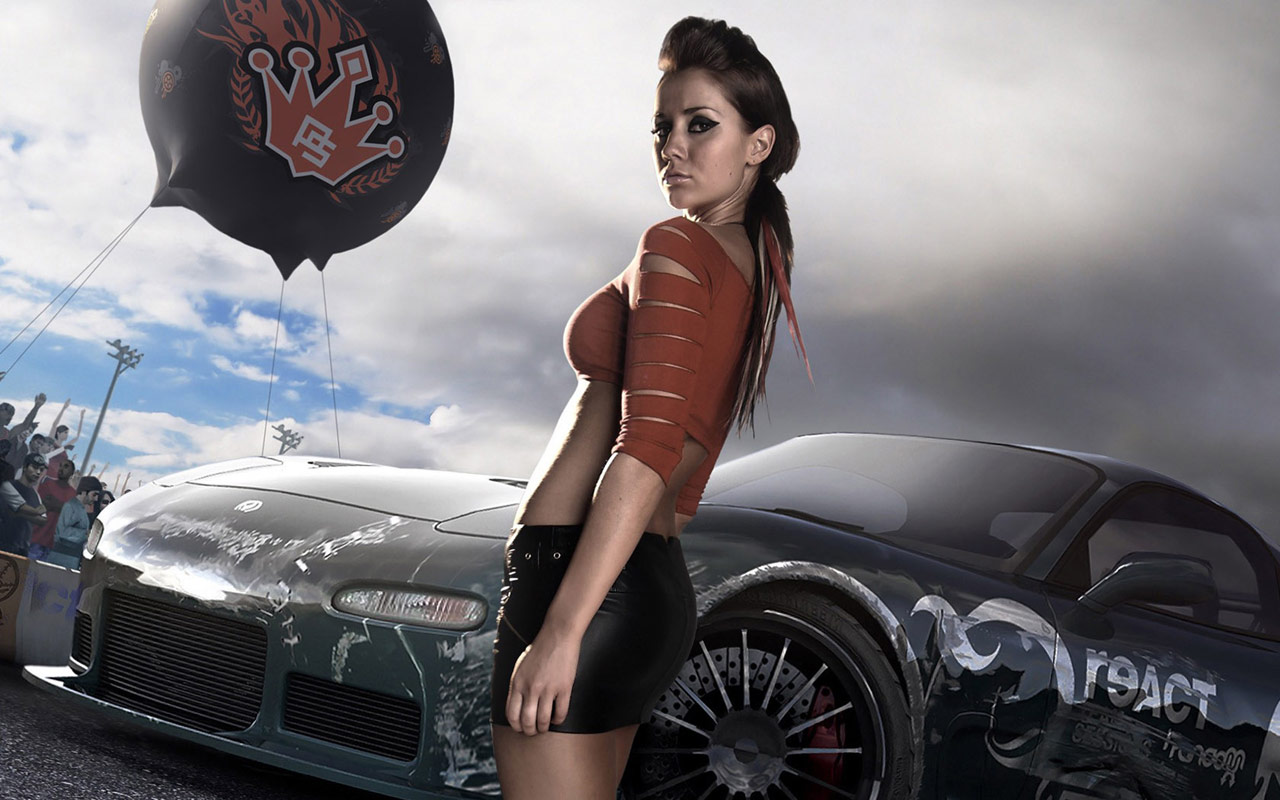 Chicas tuning salvapantallas