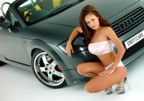 Chicas Tuning